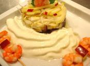 Salade d'endives roquefort revisitée