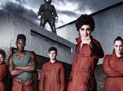 Série Découvrez Misfits, série anglaise plus forte Skins