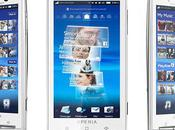 Android 2.2.1 pour smartphone Sony Ericsson Xperia