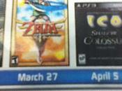 Zelda Skyward Sword mars