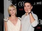 Efron nouveau avec Vanessa Hudgens, s'affiche belle blonde (photos)