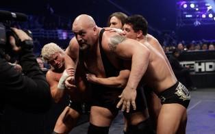 Dolph Ziggler remporte le Fatal 4 Way Match de Smackdown du 07/01/2011