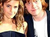 Stars Harry Potter Emma Watson Rupert Grint couple millionnaire l'écran cinéma