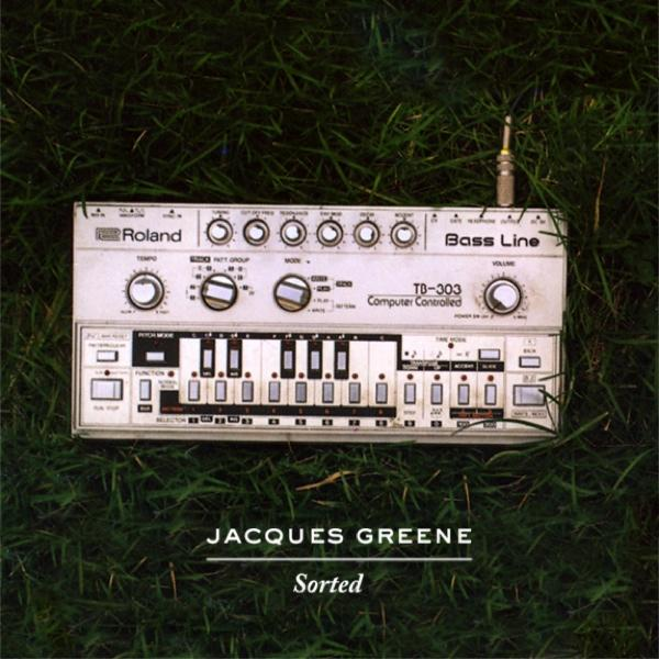 [Listen] Jacques Greene – Sorted