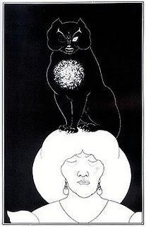 Le chat noir, Poe