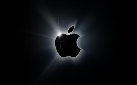 apple L'antenne de réception cachée derrière la pomme de l'iPhone !
