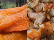 Salade choucroute crue haddock