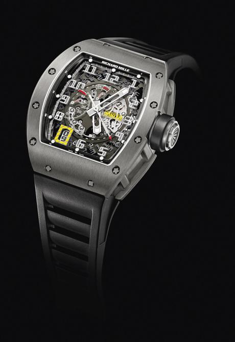 RM030 front1 Richard Mille RM 030   SIHH 2011