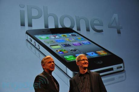 L'iPhone 4 CDMA arrive chez Verizon le 10 février