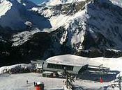 d'augmentation fréquentation pistes Crans-Montana pendant vacances Noël