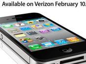 L'opérateur Verizon annonce l'iPhone CDMA