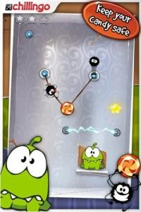 cut the rope iphone ipod 004 200x300 Chapitre 226: Les 10 applications iphone les plus gourmandes