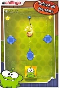 cut the rope iphone ipod 005 200x300 Chapitre 226: Les 10 applications iphone les plus gourmandes
