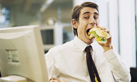 3 Trucs pour cesser de grignoter au bureau - Paperblog