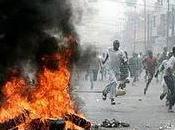 Sénégal Emeutes l'électricité situation devient explosive