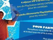 tournée d'hiver PlayStation Move Expérience 2011
