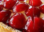recette tarte cerises (agro-industrielle)