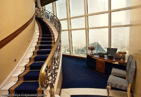 Berühmt Burj Al Arab hôtel 7 étoiles. - Paperblog AN65