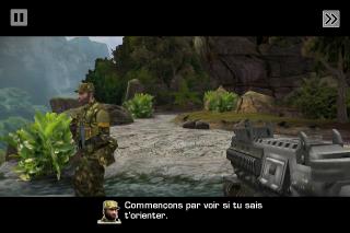 BlogiPhone : Test de Battlefield Bad Company 2 sur iPhone/iPod Touch
