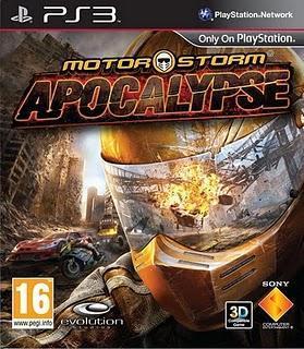 Arrivée prochaine de MotorStorm Apocalypse