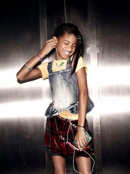 Shooting Photo : Willow Smith