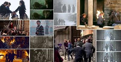 Harry Potter and the Deathly Hallows-part 2 : les premières images, II