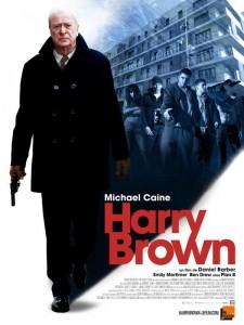 harry brown affiche