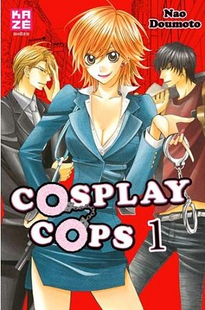 Cosplay cops Tome 1