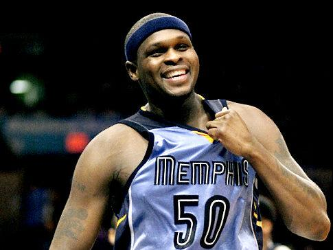Zach Randolph nba américaine basketball