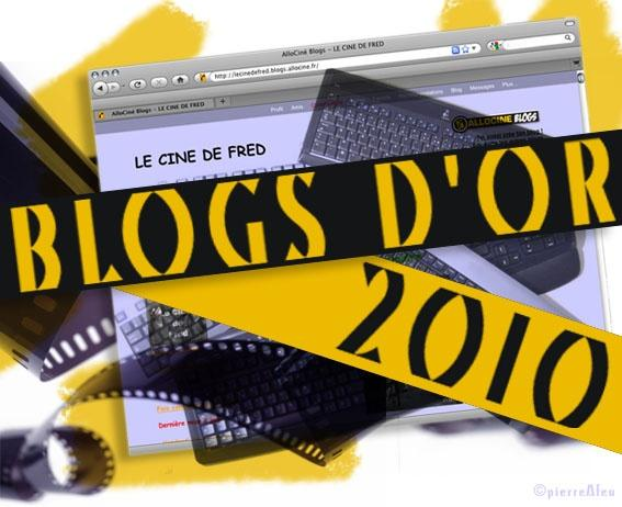 Les Blogs d'Or : nominations International