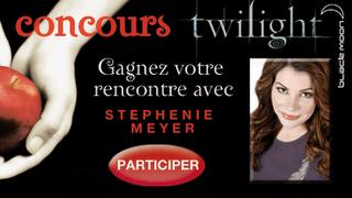 Recontrez Stephenie Meyer grâce à lecture Academy