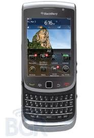 smartphone BlackBerry Torch2