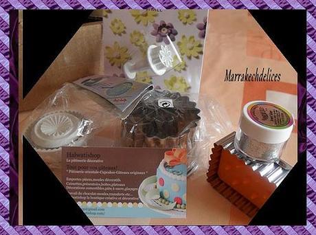 Mon Colis Cadeau du concours chocolat de Djouza