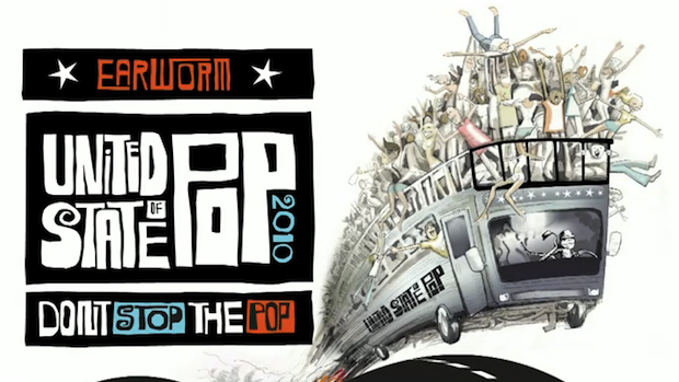 United State of Pop 2010 : Dj Earworm