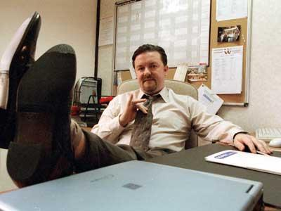 The Office : Ricky Gervais et Steve Carell réunis !