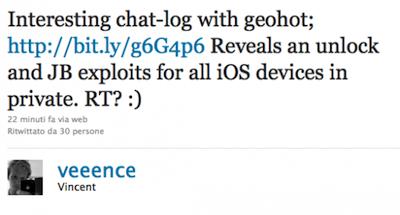 GeoHot jouerait-il à cache-cache ?