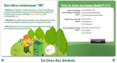 Veolia Environnement lance un site internet pédagogique pour les enfants.