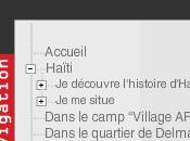 mini site bilan Haiti (Croix Rouge française)