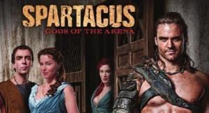 Spartacus : Les dieux de l'arène sont de retour
