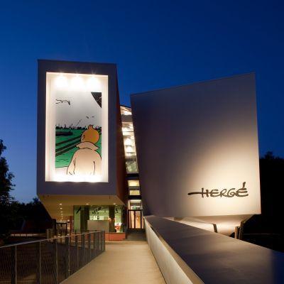 Musée Hergé (Louvain-la-Neuve)