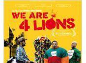 four lions (Four lions)