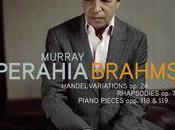 Brahms Perahia rendez-vous manqué