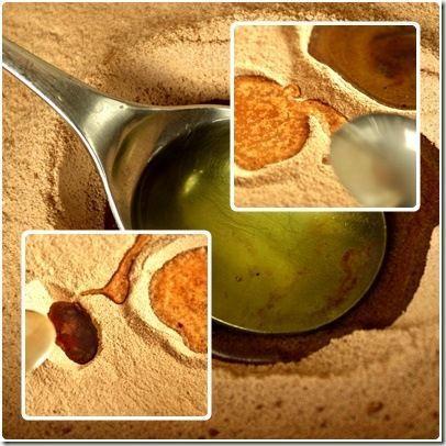 huile vinaigre vanille