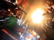DILLINGER ESCAPE PLAN CANCER BATS Concert Trabendo Paris
