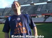 Rémi Gaillard lance défi joueur foot Ronaldo