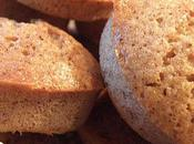 Financiers poudre speculoos
