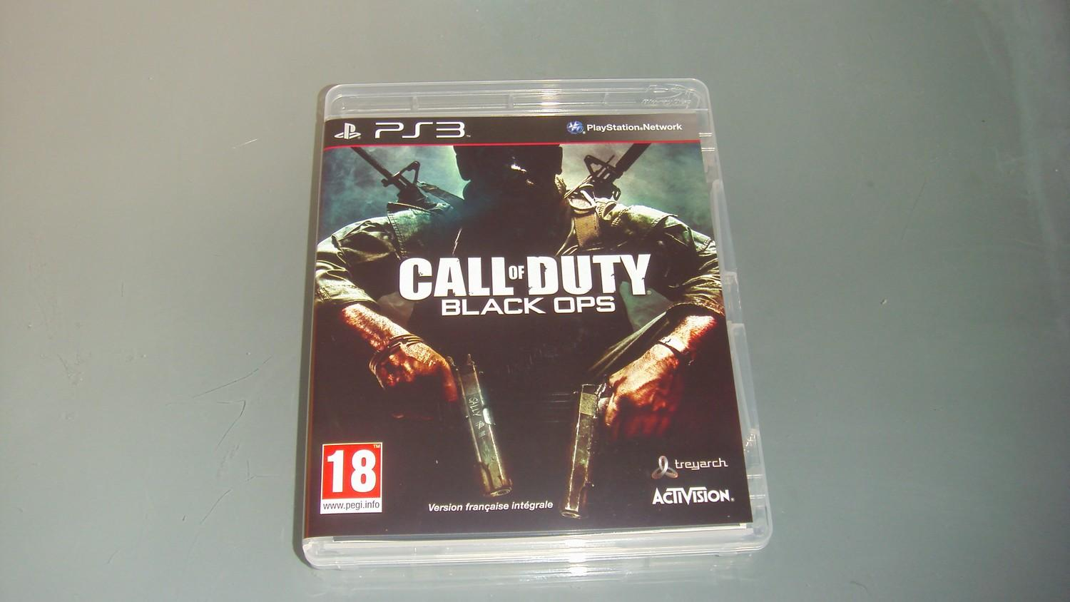 black ops weebeetroc [arrivage] Call Of Duty Black Ops sur PlayStation 3