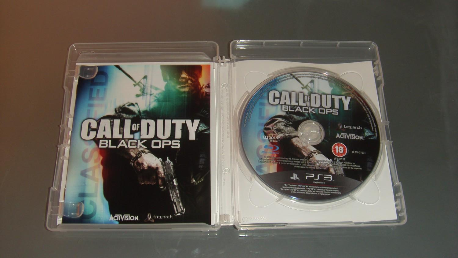 black ops 7 weebeetroc [arrivage] Call Of Duty Black Ops sur PlayStation 3