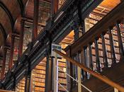 Dublin, bibliothèque Trinity College