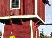 maisons rouges suédoises l'histoire d'une couleur